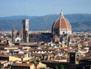 イタリア共和国の世界遺産『フィレンツェの歴史地区』