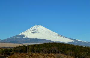 日本の世界遺産『富士山』