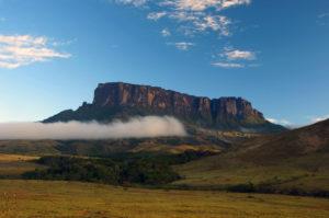 ベネズエラ・ボリバル共和国の世界遺産『カナイマ国立公園』