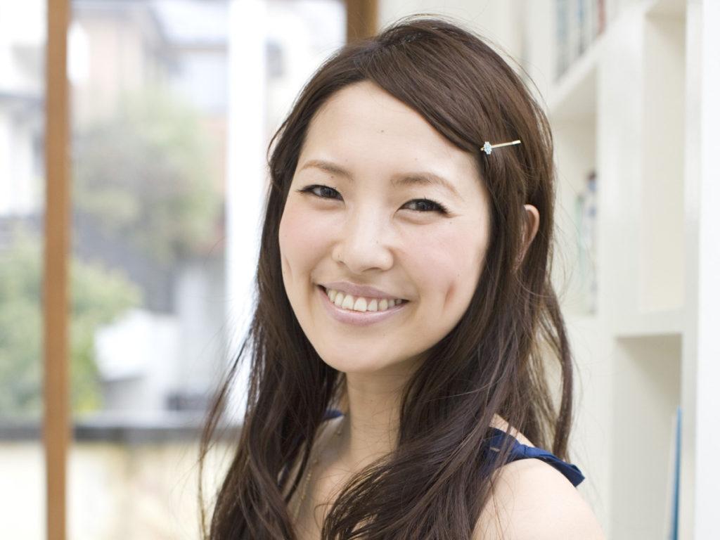 モデル・タレント 浜島 直子さん