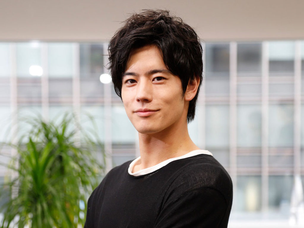 岩永 徹也さん 俳優