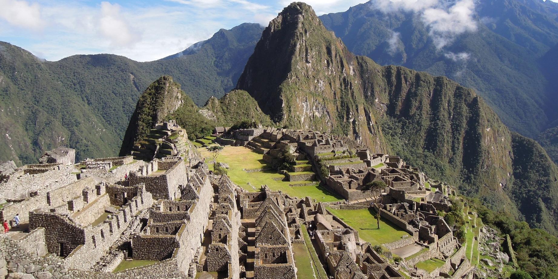 今月の世界遺産 『マチュ・ピチュ』ペルー