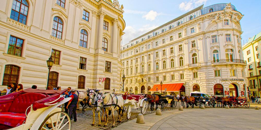 今月の世界遺産5月『ウィーンの歴史地区』