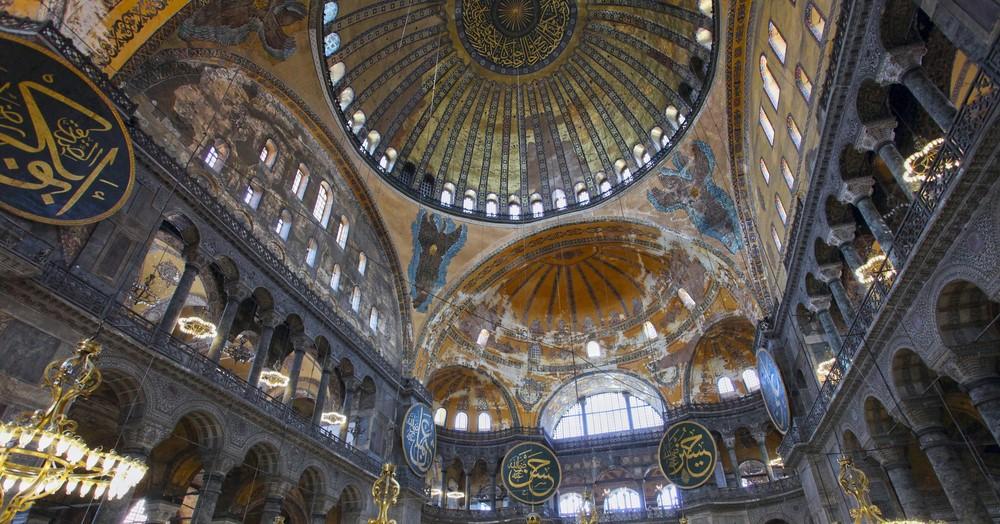 2019年8月 今月の世界遺産『イスタンブルの歴史地区』
