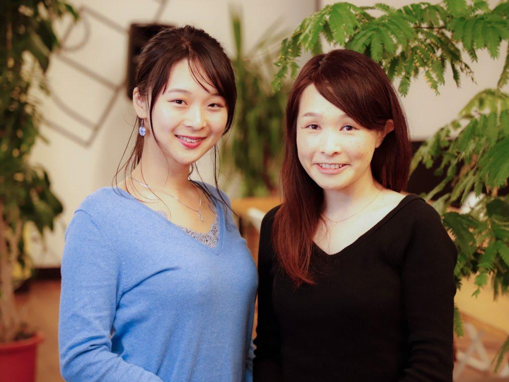 認定者インタビュー 濱島 優里さん中 美砂希さん/株式会社TABIPPO