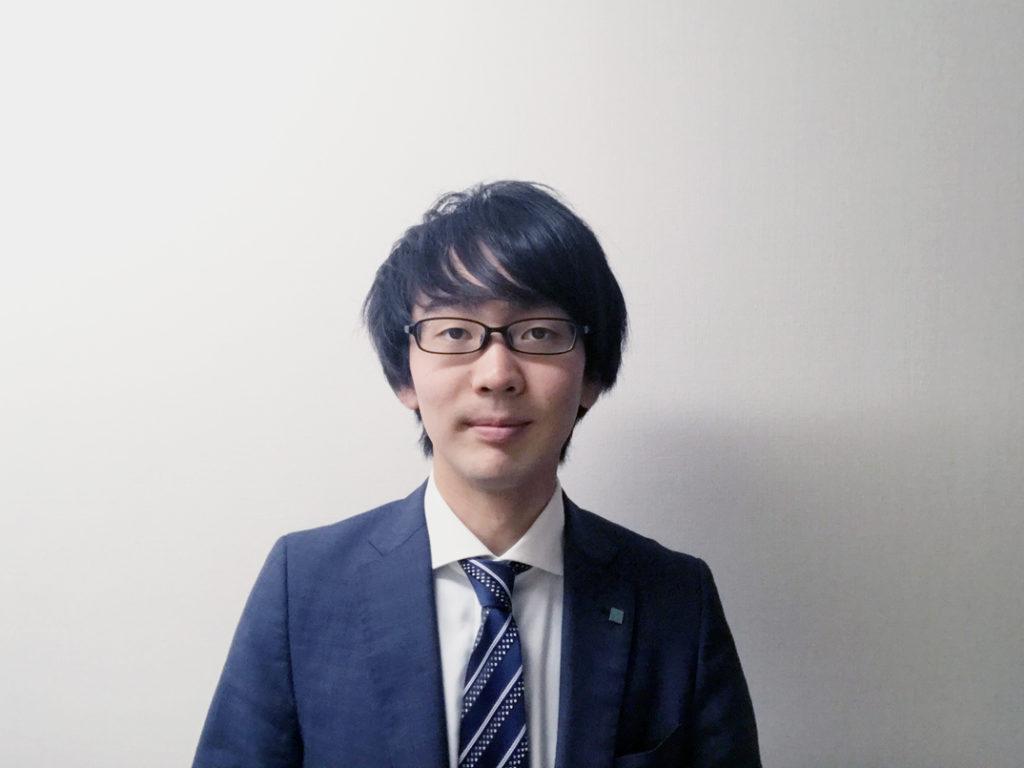 大黒朔也さん/会社員