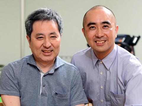橋本 弘行さん 今村 昭浩さん
