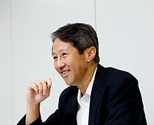 中平 秀さん/総合商社勤務