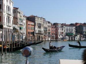 「アドリア海の女王」ヴェネツィア