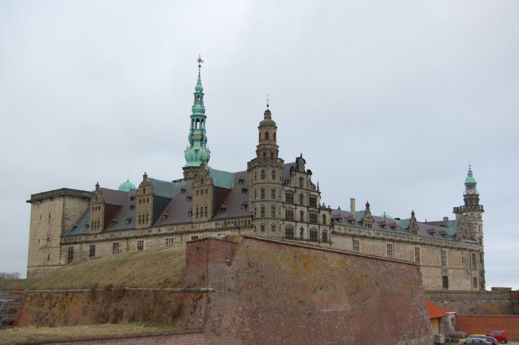 W杯の対戦国デンマークと世界遺産