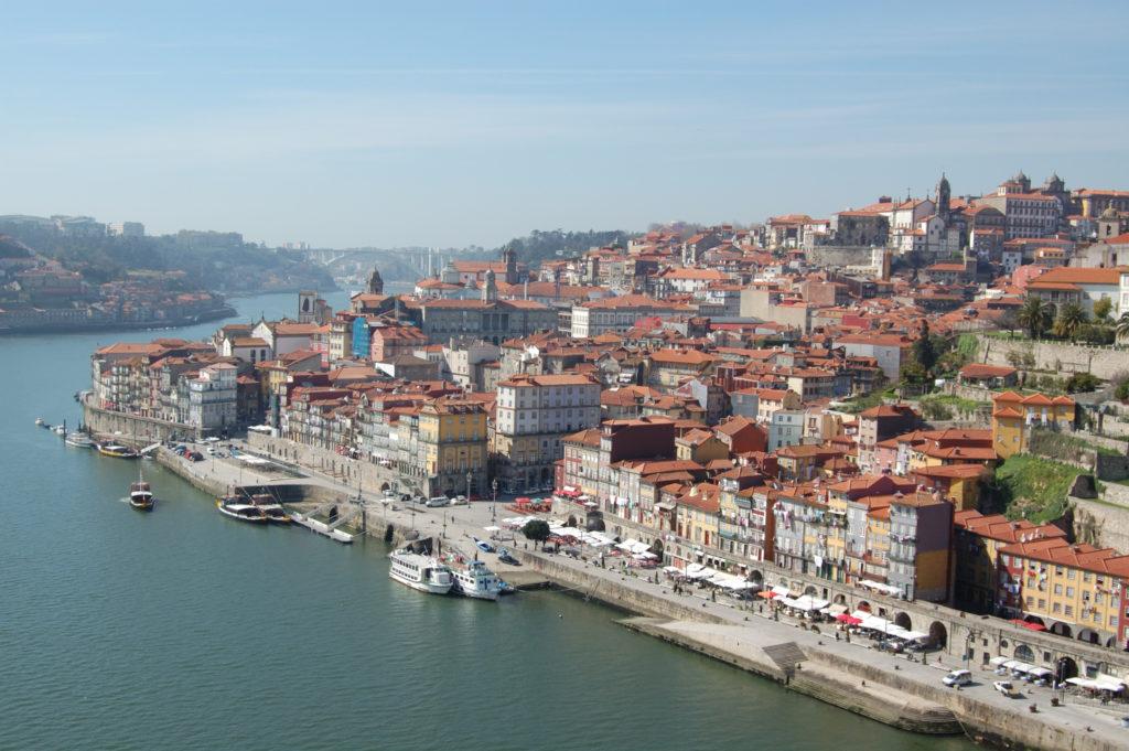 『ポルトの歴史地区』(ポルトガル共和国)