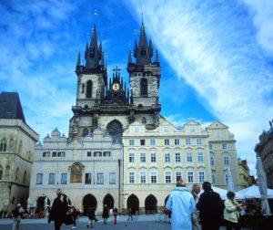 『プラハの歴史地区』(チェコ)