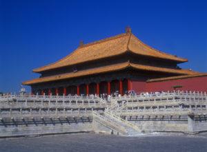 『北京と瀋陽の故宮』(中国)