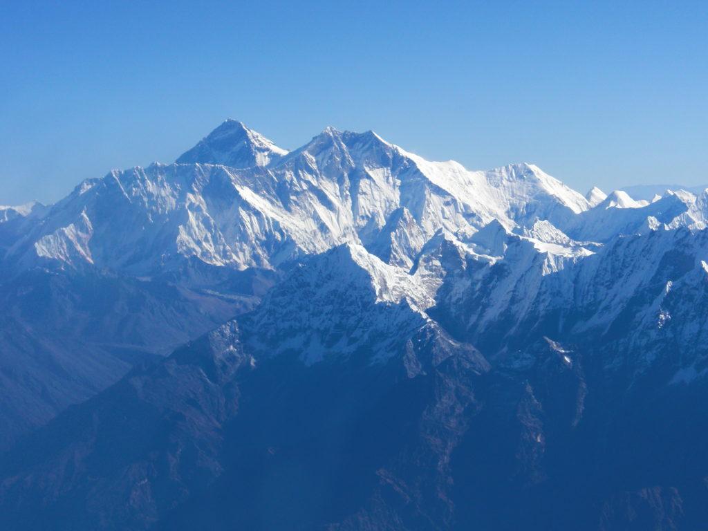 『サガルマータ国立公園』(ネパール)