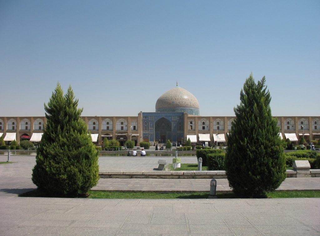 イマーム 広場