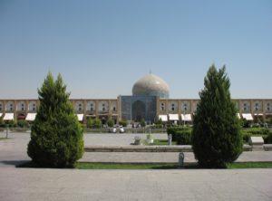 『イスファハーンのイマームの広場』(イラン・イスラム共和国)