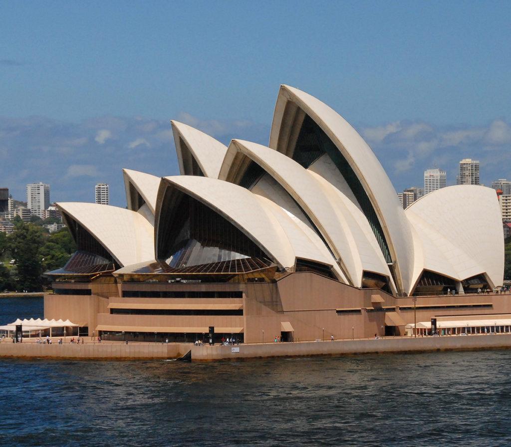 『シドニー・オペラハウス』(オーストラリア)