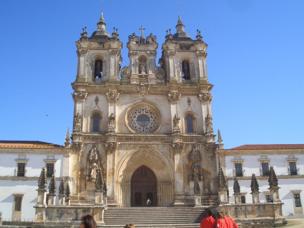 『アルコバサの修道院』(ポルトガル共和国)