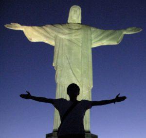 『リオ・デ・ジャネイロ:山と海に囲まれたカリオカの景観』(ブラジル連邦共和国)