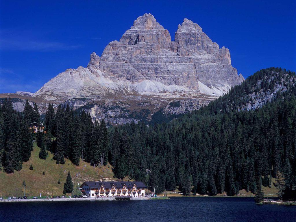 『ドロミテ山塊』(イタリア共和国)