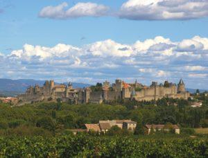 『カルカッソンヌの歴史的城塞都市』(フランス共和国)