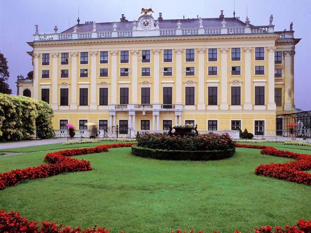 『シェーンブルン宮殿』(オーストリア)