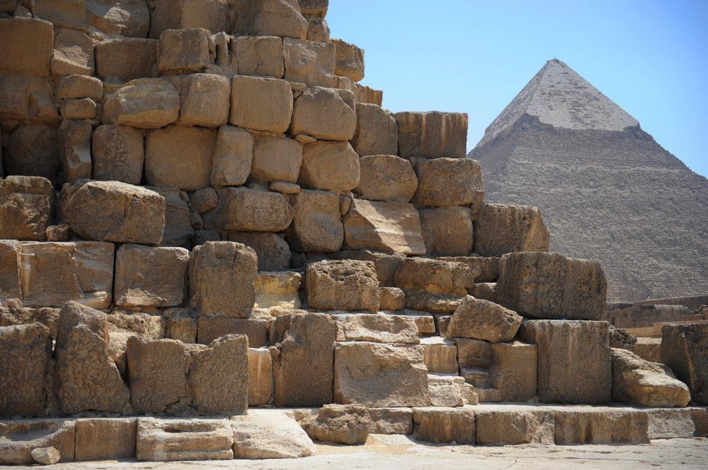 『メンフィスのピラミッド地帯』(エジプト・アラブ共和国)