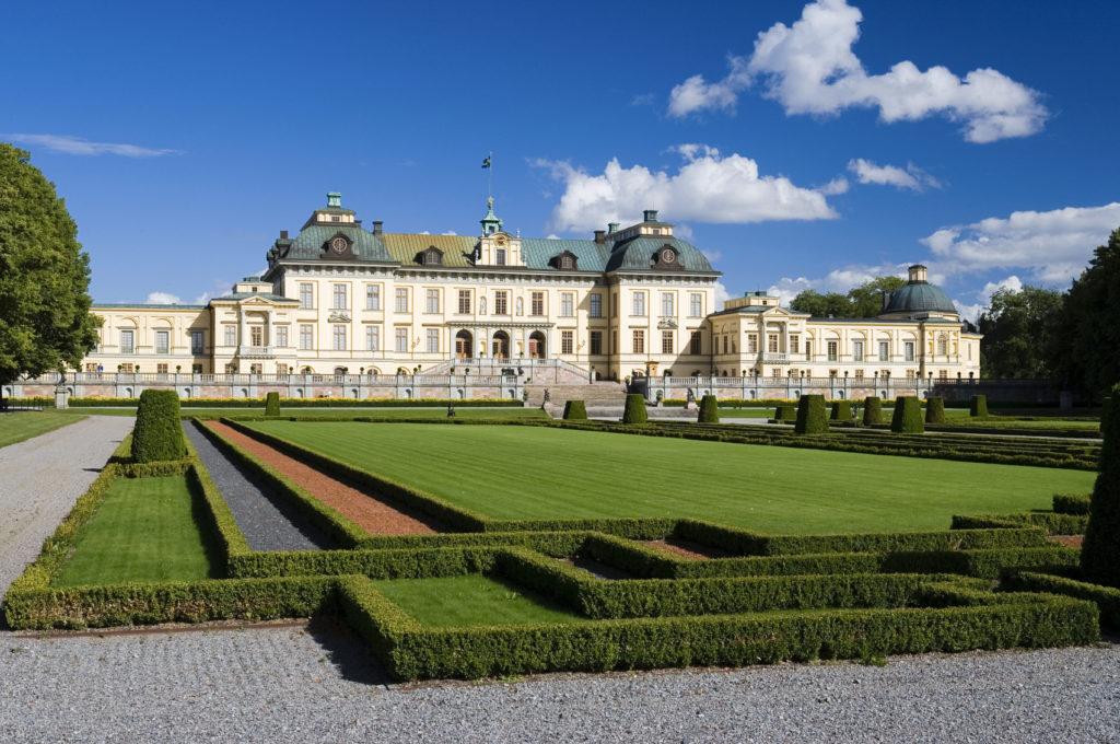 『ドロットニングホルムの王宮』(スウェーデン王国)