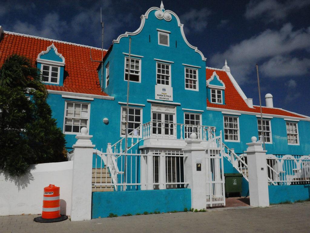 『ウィレムスタットの歴史地区』(オランダ王国)