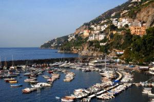 『アマルフィ海岸』(イタリア共和国)