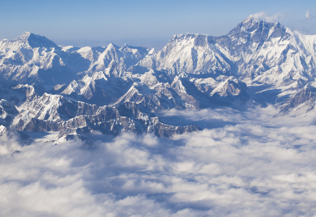 『サガルマータ国立公園』(ネパール連邦民主共和国)