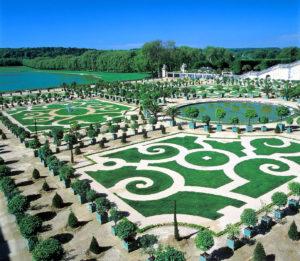 『フランス共和国』(ヴェルサイユ宮殿と庭園)