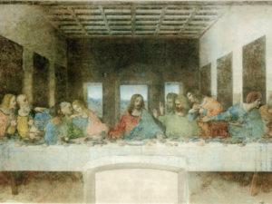 ミラノのサンタ・マリア・デッレ・グラーツィエ修道院と『最後の晩餐』(イタリア共和国)文化遺産
