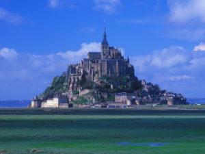 モン・サン・ミシェルとその湾(フランス共和国)文化遺産