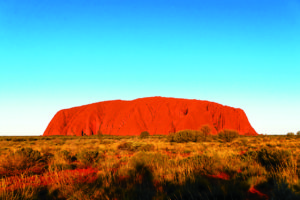 ウルル、カタ・ジュタ国立公園(オーストラリア連邦共和国)複合遺産