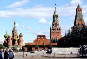 モスクワのクレムリンと赤の広場(ロシア連邦)文化遺産