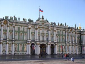 サンクト・ペテルブルクの歴史地区と関連建造物群(ロシア連邦)