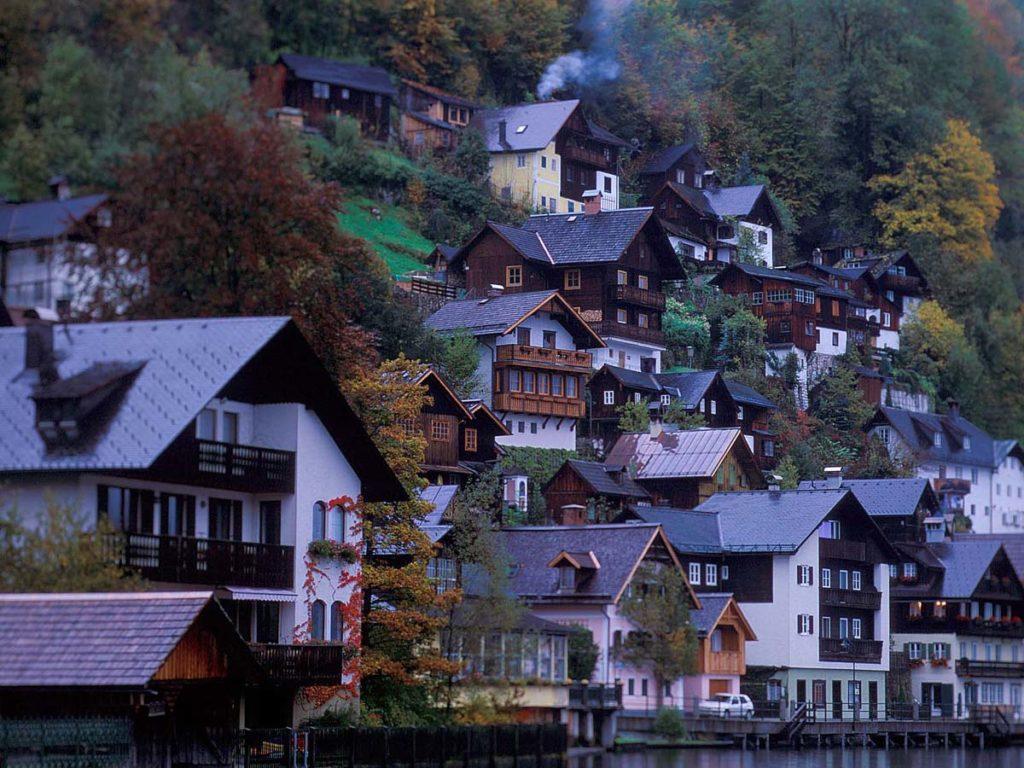『ハルシュタット=ダッハシュタイン/ザルツカン・マーグートの文化的景観』(オーストリア共和国)