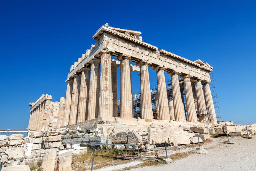『アテネのアクロポリス』(ギリシャ共和国)