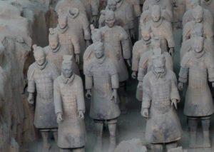 始皇帝陵と兵馬俑坑(中華人民共和国)
