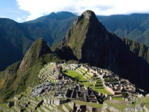 マチュ・ピチュ(ペルー共和国)文化遺産