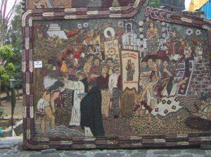 『ポポカテペトル山麓の16世紀初期の修道院群』(メキシコ合衆国)
