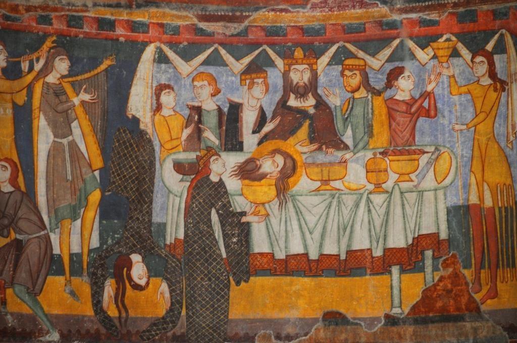 『ミュスタイアにあるベネディクト会の聖ヨハネ修道院』(スイス連邦)