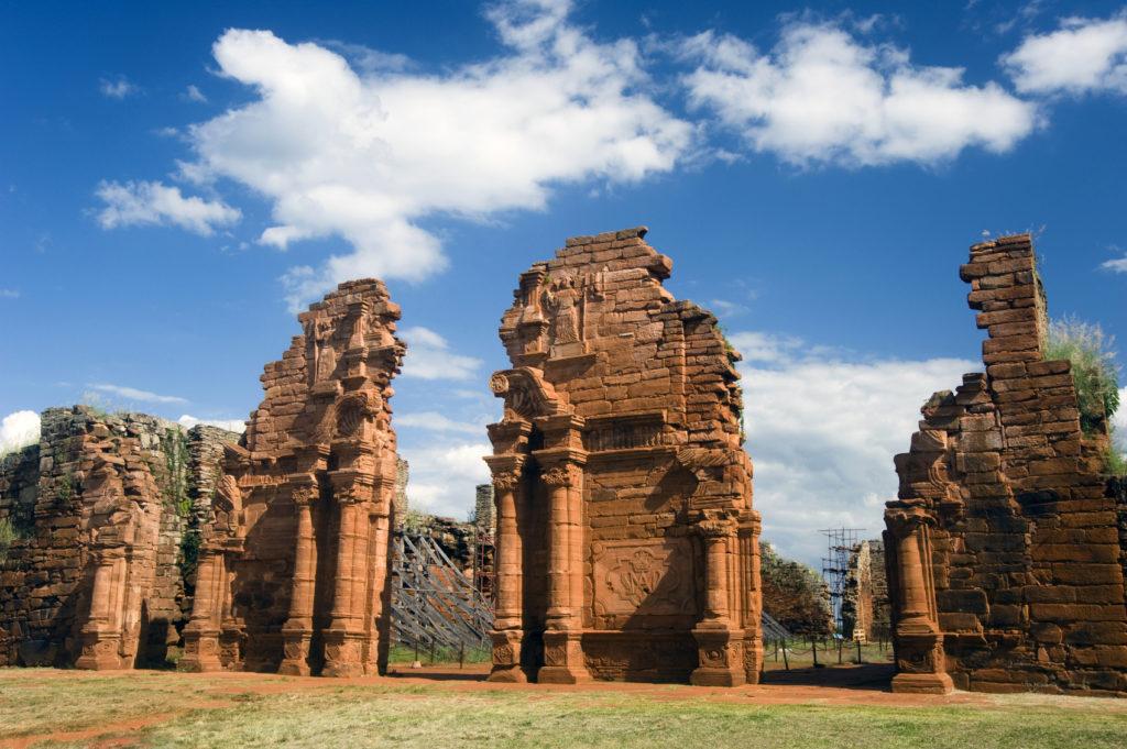 グアラニのイエズス会布教施設群(アルゼンチン共和国及びブラジル連邦共和国)