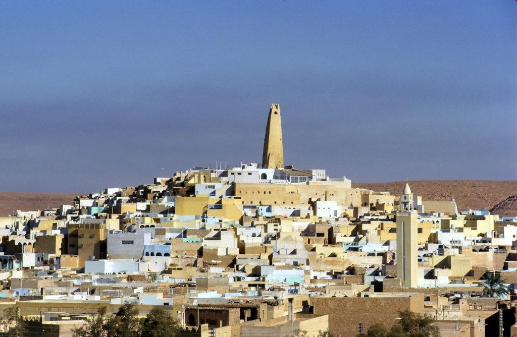 『ムザブの谷』(アルジェリア民主人民共和国)