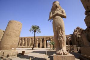 『古代都市テーベと墓地遺跡』(エジプト・アラブ共和国)