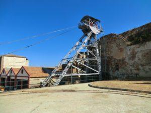 『アルマデンとイドリア-水銀鉱山の遺跡』(スペイン/スロベニア共和国)