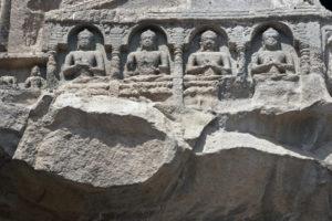 アジャンターの石窟寺院群(インド)