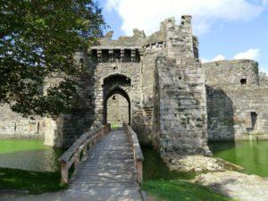 グウィネズのエドワード1世王の城郭群(英国)
