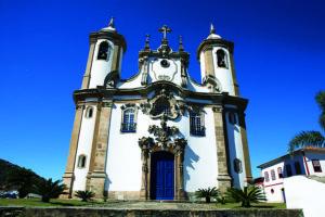 オウロ・プレトの歴史地区(ブラジル連邦共和国)